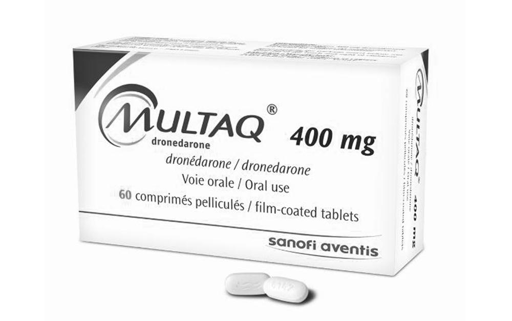 Multaq (Dronedaraone)