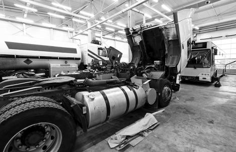 Poor Maintenance & Defective Brakes