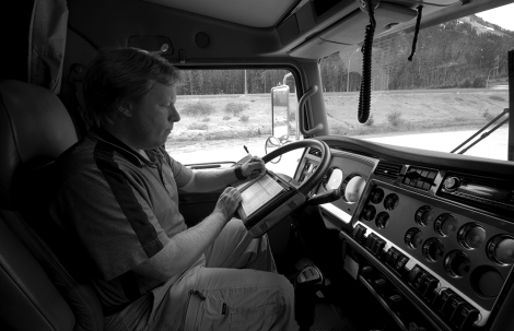 Truck Driver Logs & Regulations