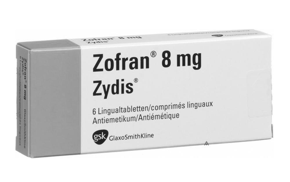 Zofran Canada Rx