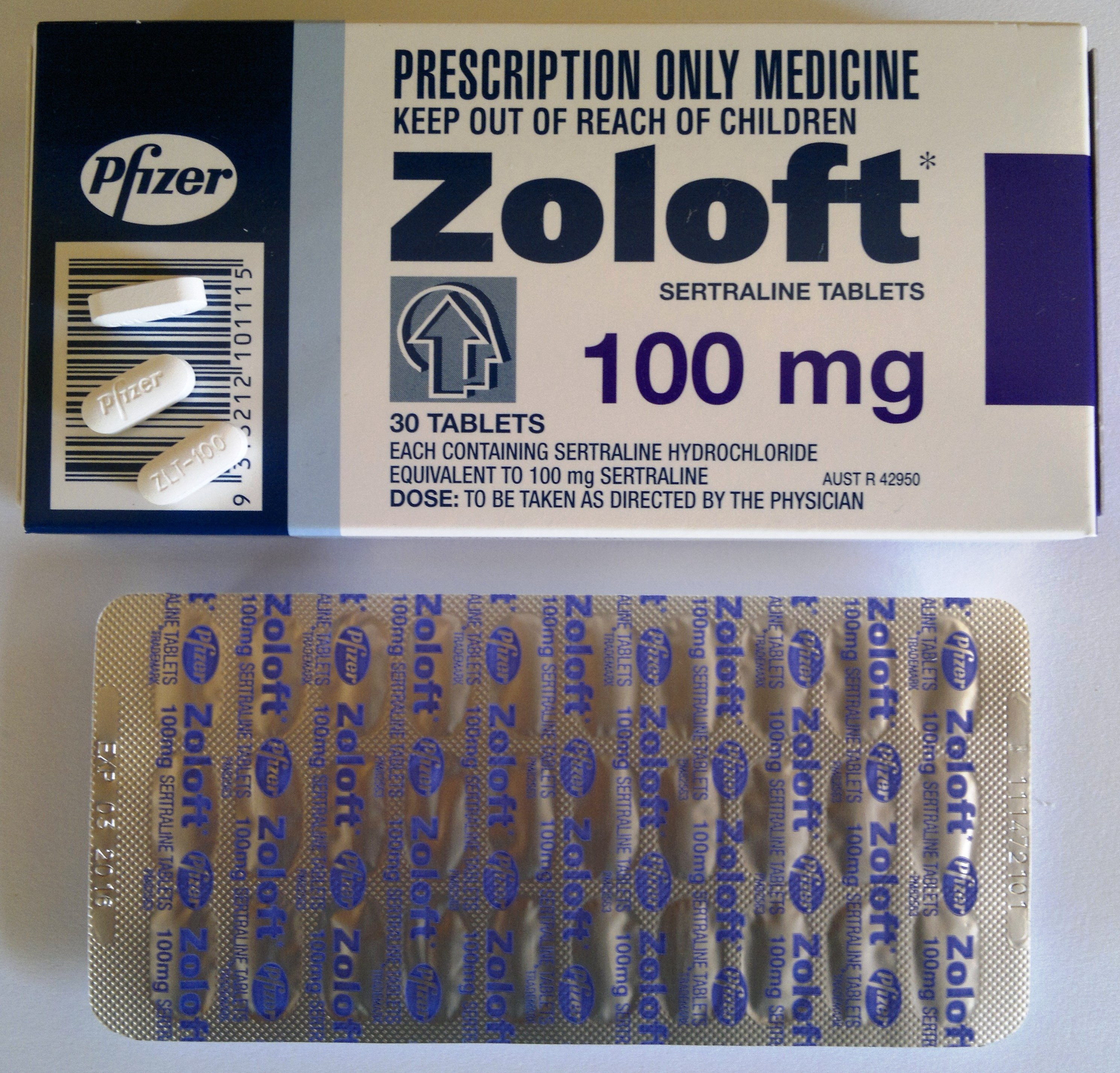 zoloft and birth defects case