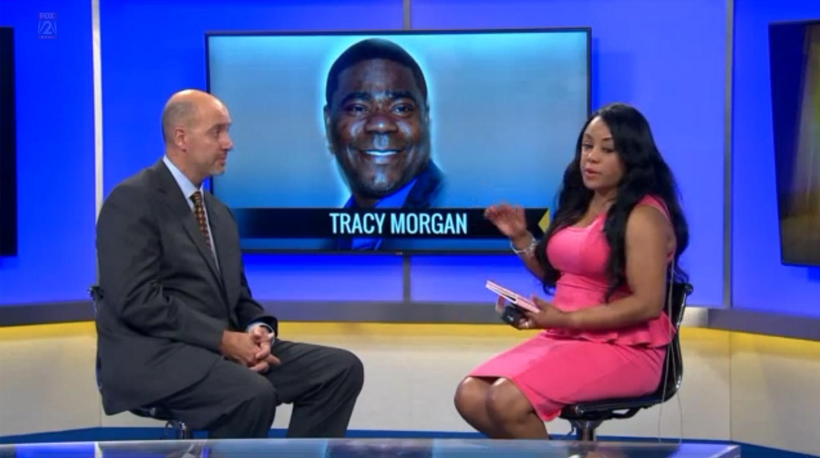 Tracy Morgan Truck Accident - KPLR 11