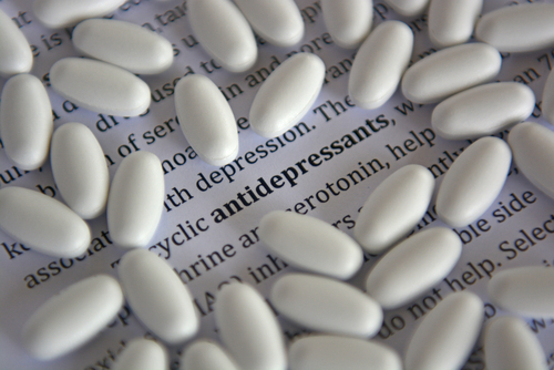 Suicide and Homicide on Antidepressants