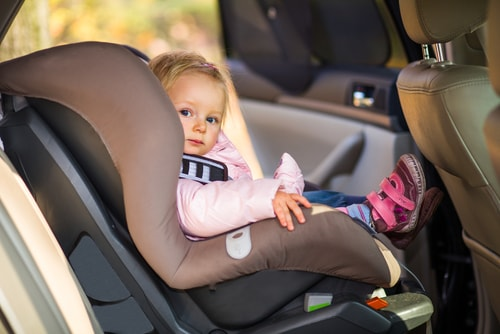 Car Seat and Front Seat Laws – Clarifying the Myths